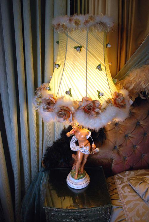 Cherub Bedside Lamp