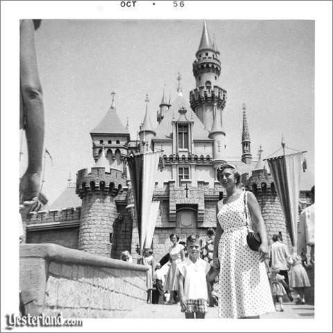 1950s disneyland